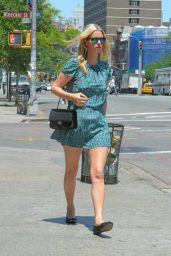 Nicky Hilton in New York City - Running Errands - June 2014