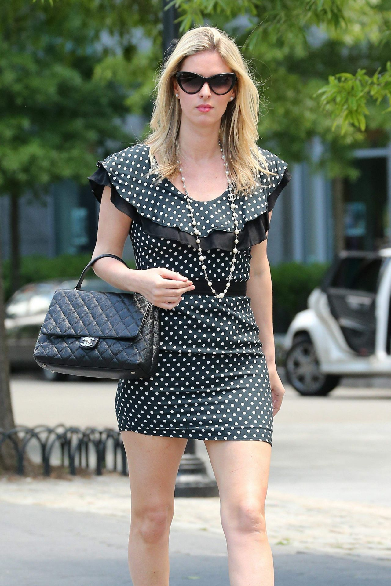 Nicky Hilton Out in New York City - May 2014