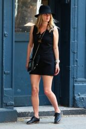 Nicky Hilton Rocks all Black outfit - Out in New York City - June 2014