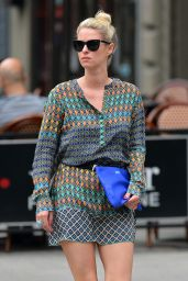 Nicky Hilton Spotted Out in New York City - June 2014