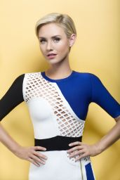 Nicky Whelan Photoshoot - Cliche Magazine June/July 2014 Issue