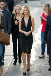 Nicola Peltz at Jimmy Kimmel Live in Hollywood - June 2014