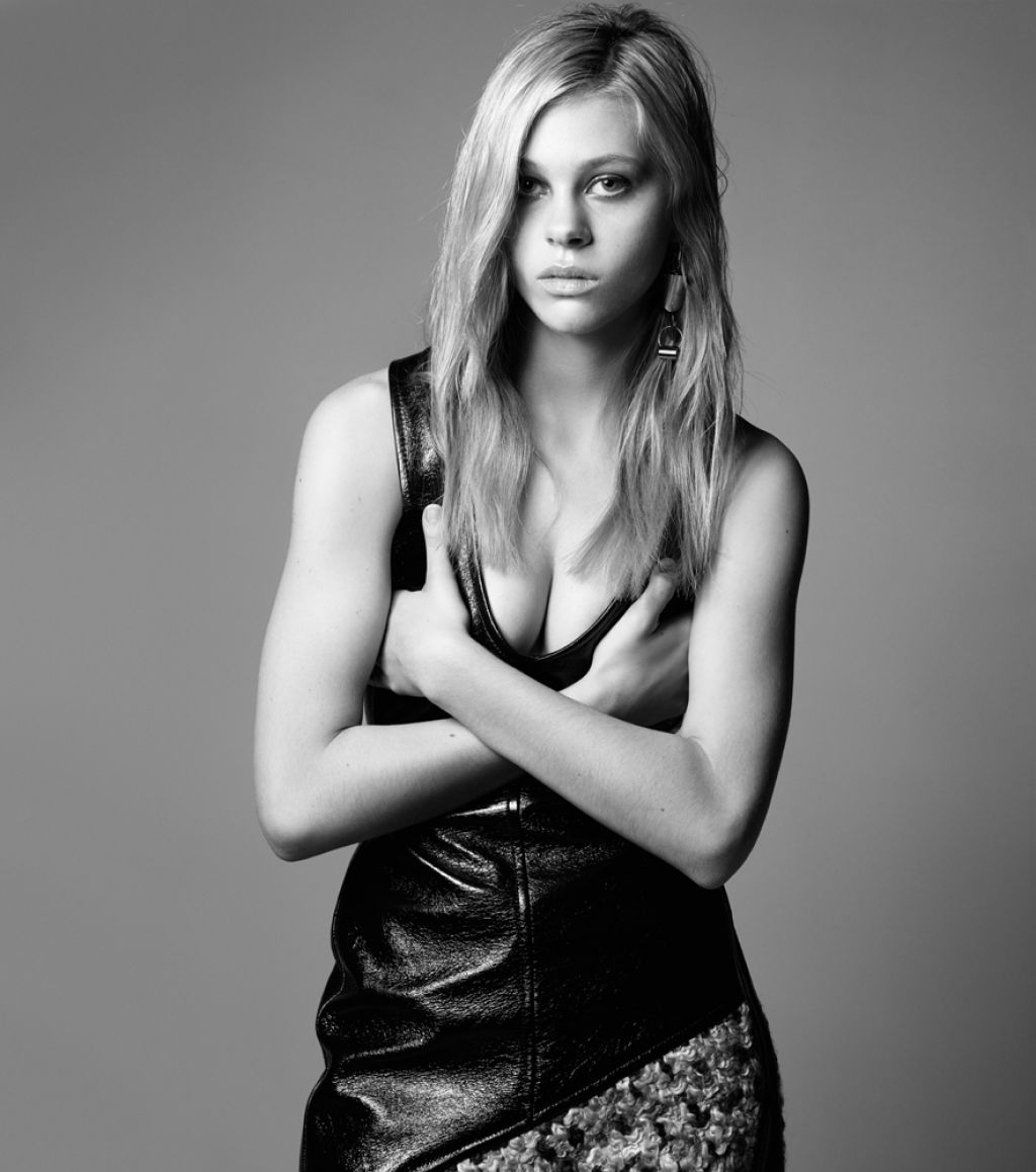Nicola Peltz - Photoshoot for Interview Magazine June 2014 Issue