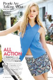 Nicola Peltz - Teen Vogue Magazine June/July 2014 Issue