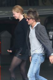 Nicole Kidman and Keith Urban Arrive into Melbourne - June 2014
