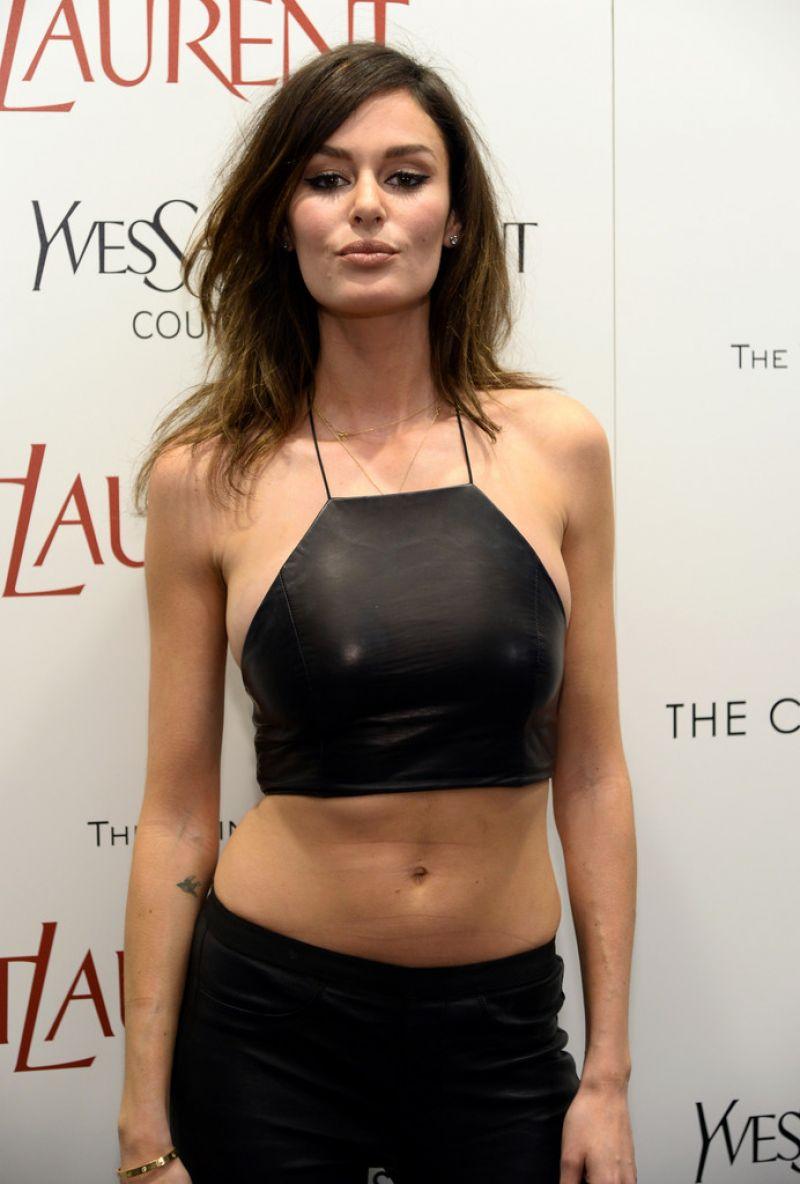 Nicole Trunfio Yves Saint Laurent Premiere In New York