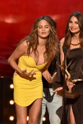 Nina Agdal, Lily Aldridge and Chrissy Teigen - 2014 Spike TV