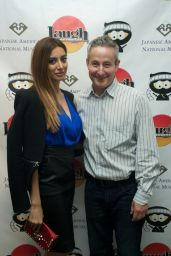 Noureen DeWulf - Opening Night Of Comedy Ninja Film Festival 2014 in Los Angeles