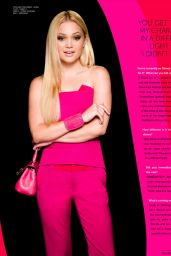 Olivia Holt – Glamoholic Magazine 2014 May Issue