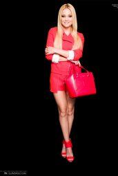 Olivia Holt – Glamoholic Magazine 2014 May Issue