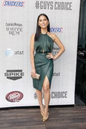 Olivia Munn Wearing J. Mendel – 2014 Spike TV's Guys Choice Awards