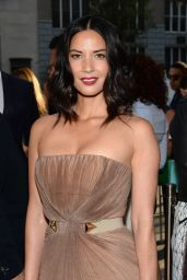 Olivia Munn Wearing Vionnet Dress – 'Deliver Us From Evil' Premiere in New York City