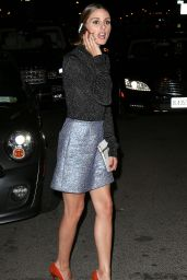 Olivia Palermo Night Out Style - Out in New York City ...