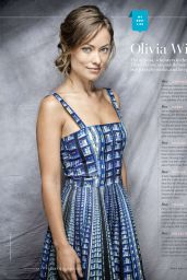 Olivia Wilde - Oprah Magazine July 2014 Issue