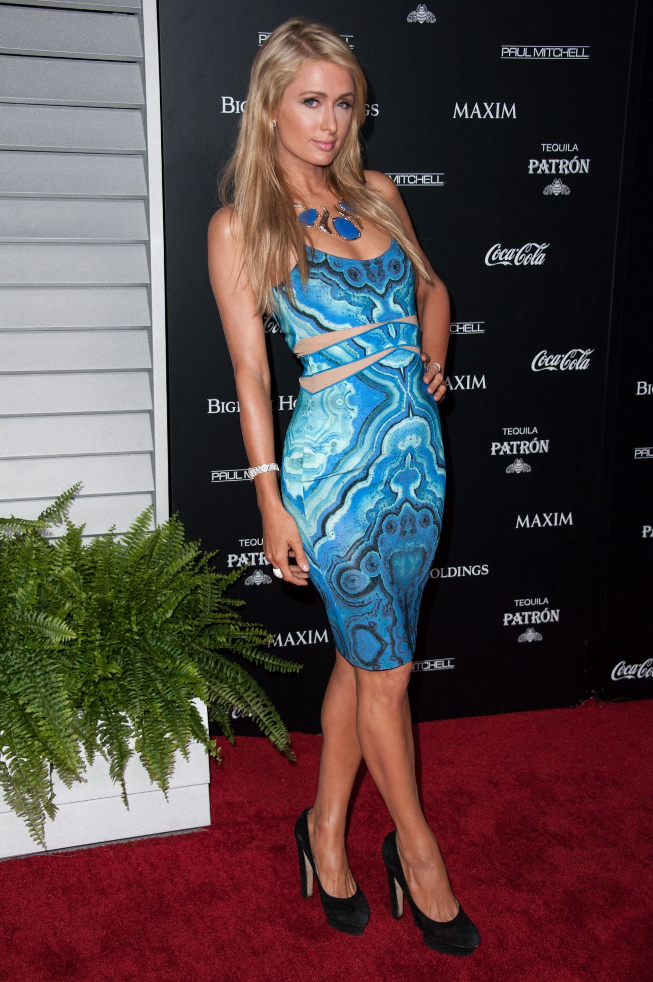 Paris Hilton – Maxim's Hot 100 Women Of 2014 Celebration