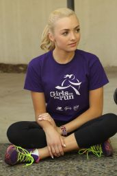 Peyton List – Girls on the Run Event in Los Angeles - June 2014