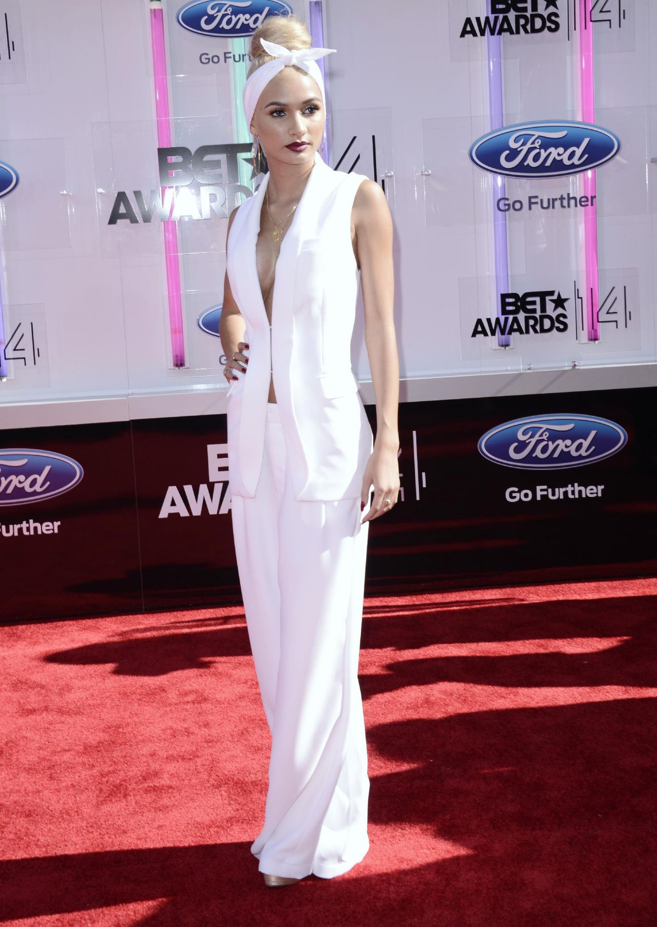Pia Mia Perez - 2014 BET Awards
