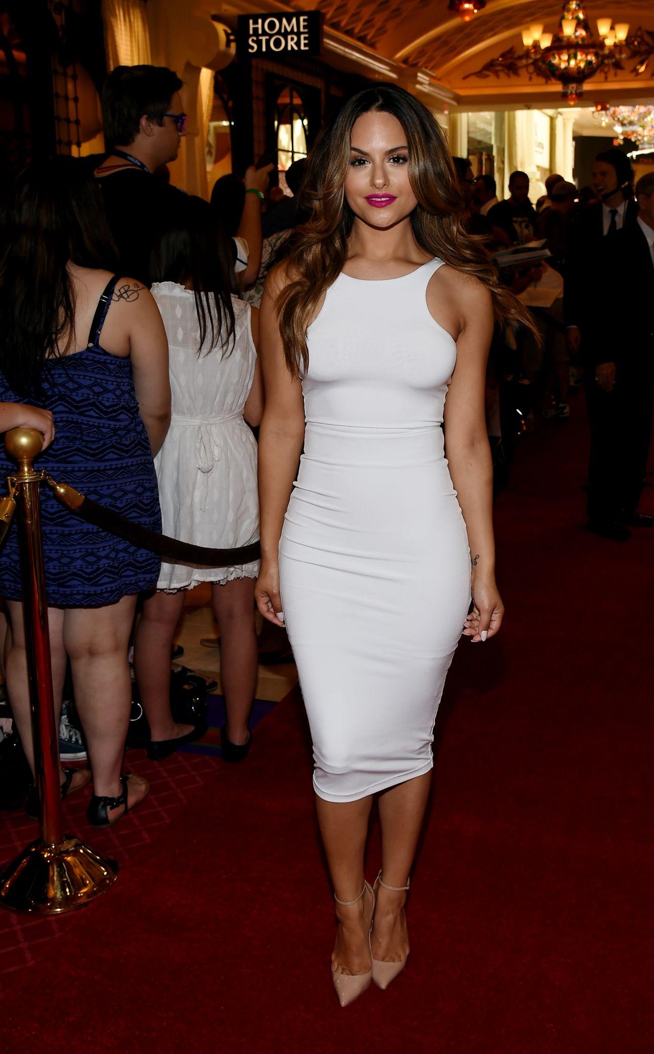 Sexy vegas dress