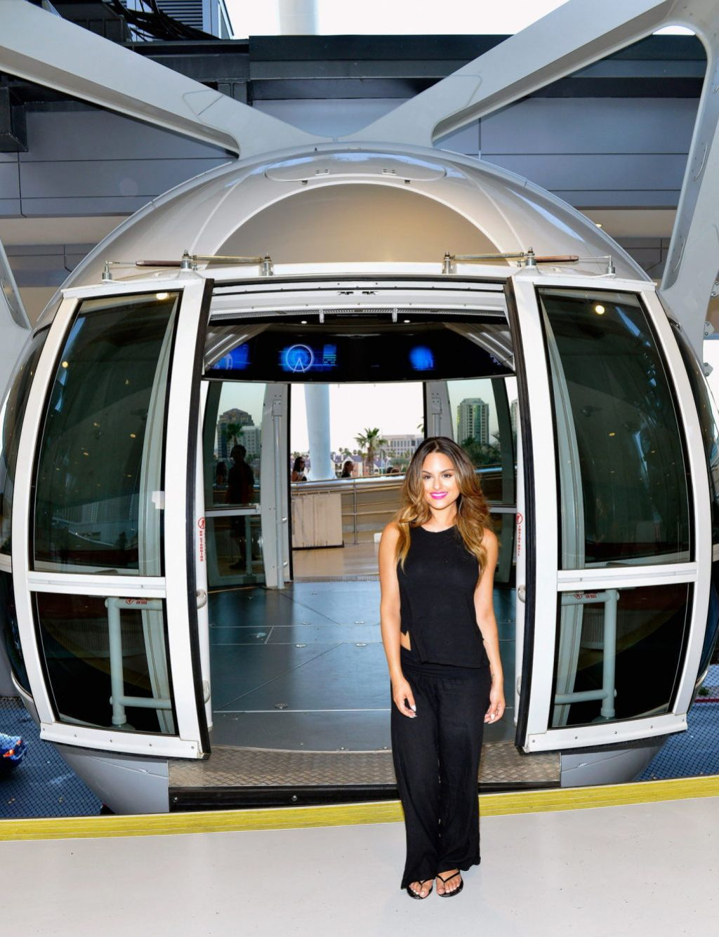 Pia Toscano - The High Roller at The LINQ in Vegas - June 2014