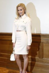 Pixie Lott at Moschino Fashion Show - June 2014