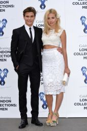Pixie Lott - 'One For The Boys' Charity Ball