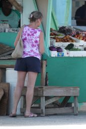 Rachel Bilson - Out in Barbados - June 2014