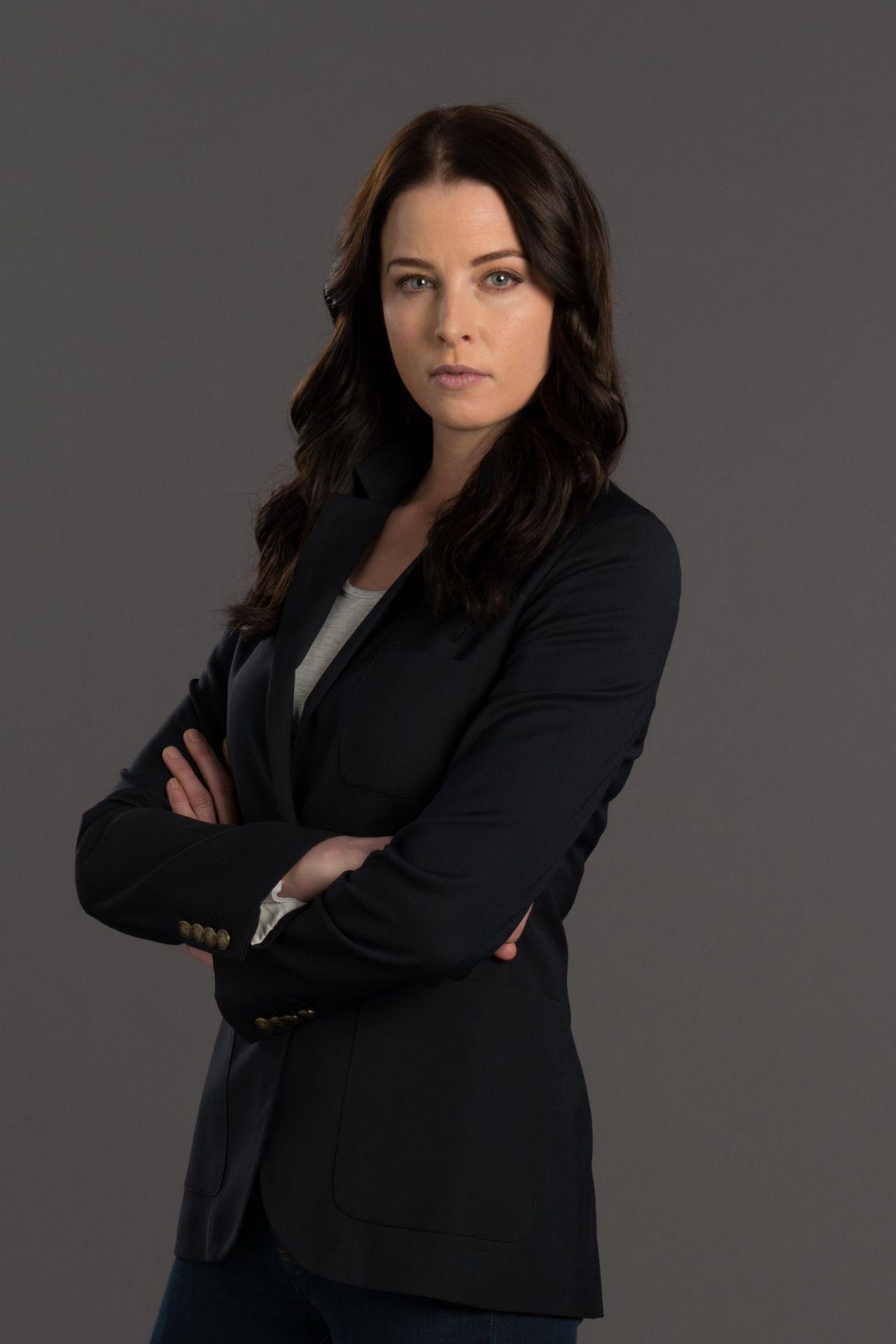 Rachel nichols continuum season 3