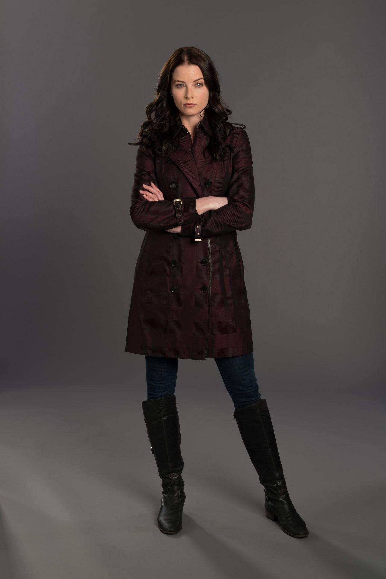 Rachel Nichols Continuum | adanih.com