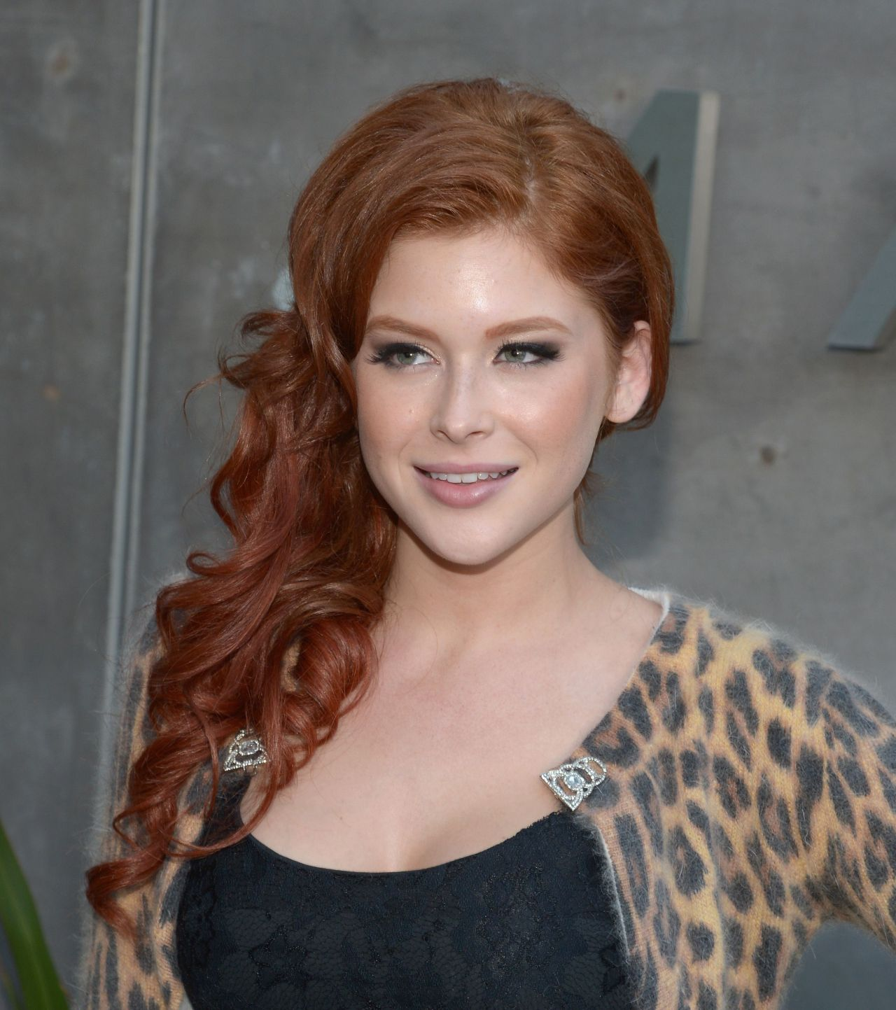 Renee Olstead – Marc By Marc Jacobs Fall 2014 Presentation in Los Angeles