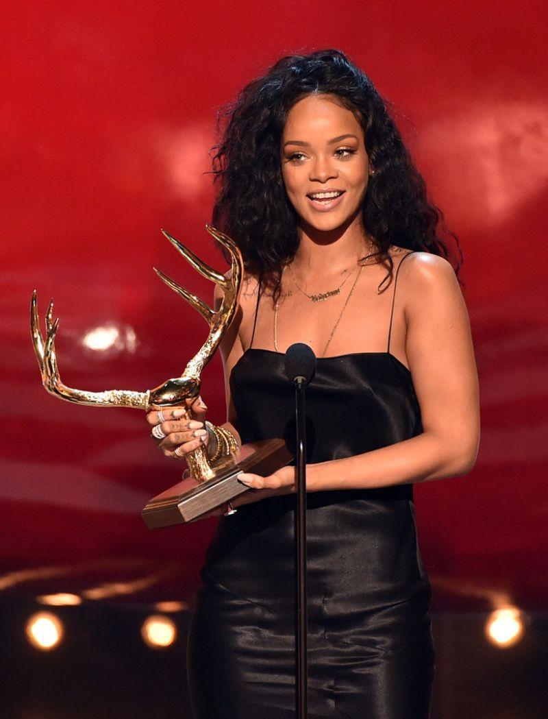 Rihanna – 2014 Spike TV's Guys Choice Awards