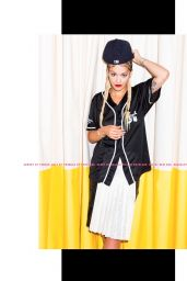 Rita Ora - Nylon Magazine June/July 2014 Issue