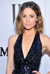 Rose Byrne – MaxMara & W Magazine Women In Film Cocktail Party in Los Angeles