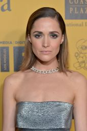Rose Byrne - Women In Film 2014 Crystal And Lucy Awards in Los Angeles