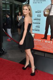Rose McIver – 'Wish I Was Here' Premiere in Los Angeles