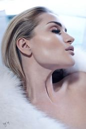 Rosie Huntington-Whiteley - Photoshoot for Violet Grey (by Emma Summerton)