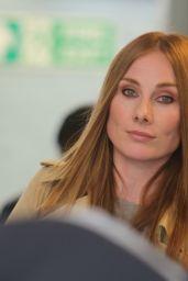 Rosie Marcel - ITV Studios - June 2014