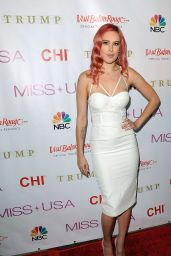 Rumer Willis - 2014 Miss USA Competition in Baton Rouge