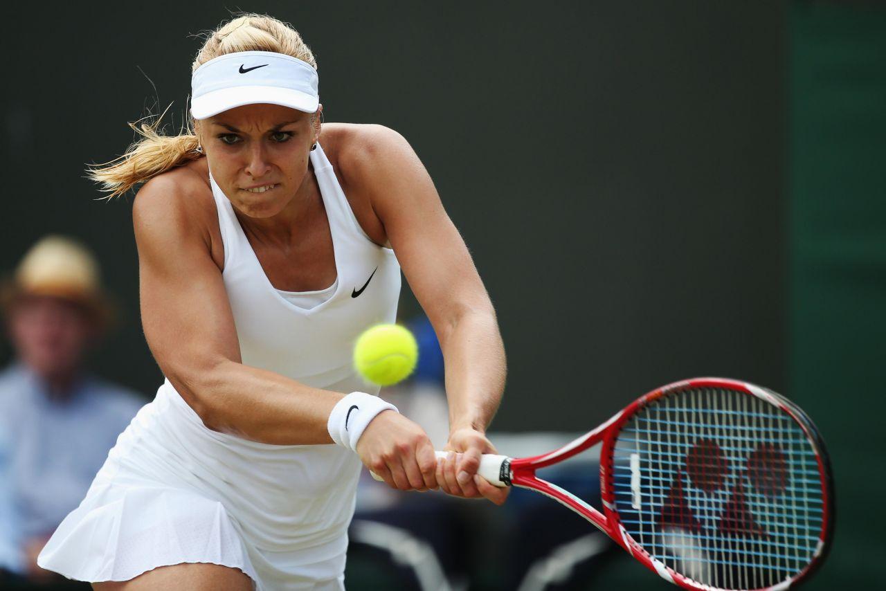 Sabine Lisicki – Wimbledon Tennis Championships 2014 – 2nd ...