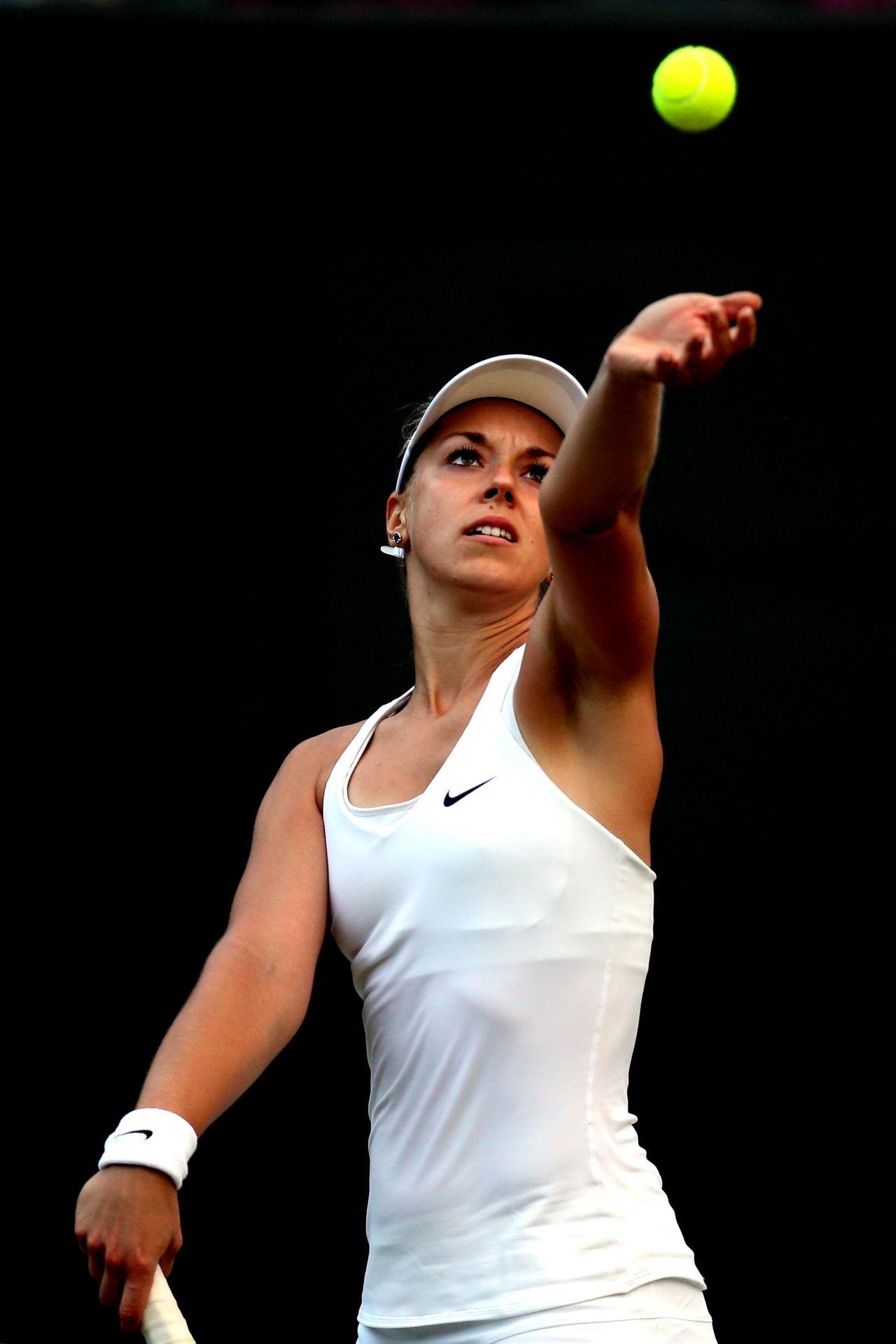 Sabine Lisicki Wimbledon Tennis Championships 2014 3rd