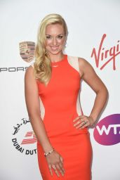 Sabine Lisicki – WTA Pre-Wimbledon 2014 Party in London