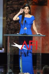 Sandra Bullock at 2014 AFI Life Achievement Award: A Tribute to Jane Fonda