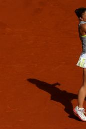 Sara Errani – 2014 French Open at Roland Garros – Quarterfinals