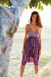 Sara Sampaio - Photoshoot for La Redoute Summer 2014 Collection