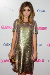 Sarah Hyland - 2014 Glamour Women Of The Year Awards in London