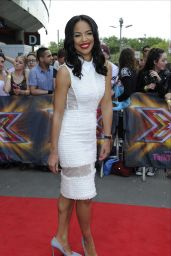 Sarah-Jane Crawford - X Factor Auditions in London - June 2014