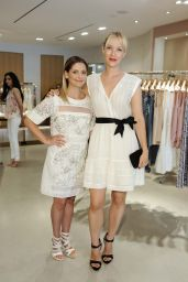 Sarah Michelle Gellar Attends The Little White Dress Capsule Collection Launch in Los Angeles