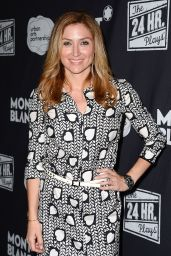 Sasha Alexander at Mont Blanc 24 Hour Plays After Party - June 2014