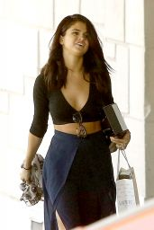 Selena Gomez at Nine Zero One Salon in West Hollywood - June 2014