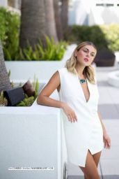 Serinda Swan - Cliche Magazine June 2014 Issue