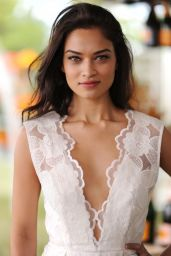 Shanina Shaik at Veuve Clicquot Polo Classic in Jersey City – May 2014